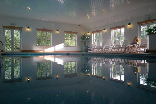 The pool at Brongwyn Mawr