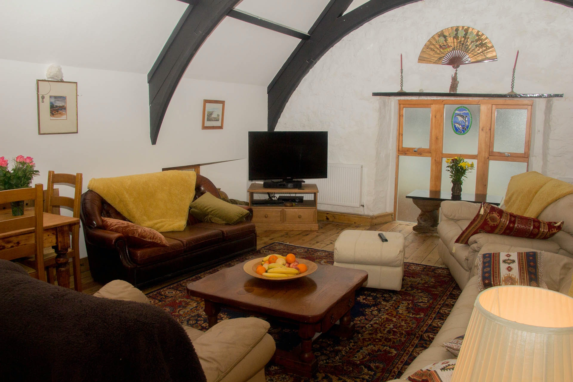 James John Hamilton House Lounge/dining Room