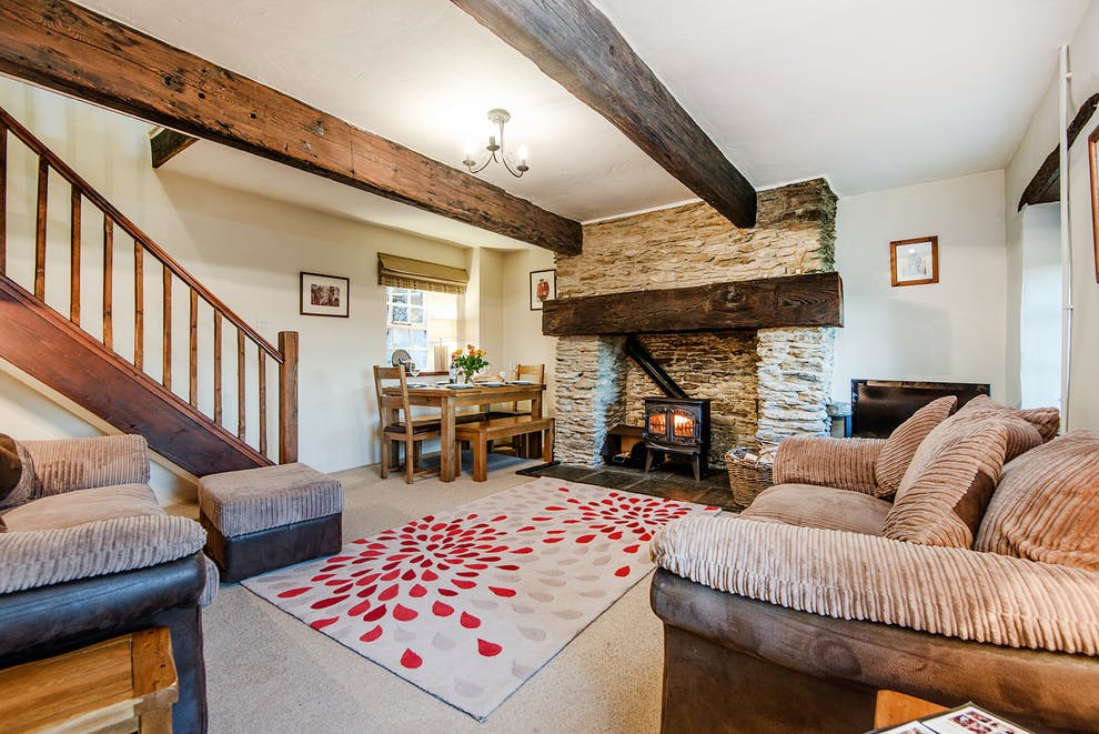 Bramble Cottage - family friendly holiday cottage in Lancych
