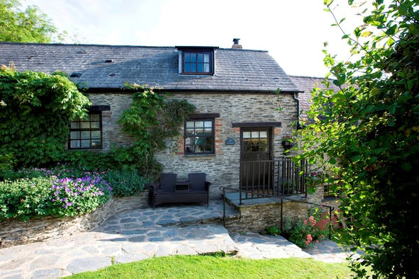 Lavender Cottage exterior