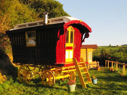 The romantic Gypsy Cwtch