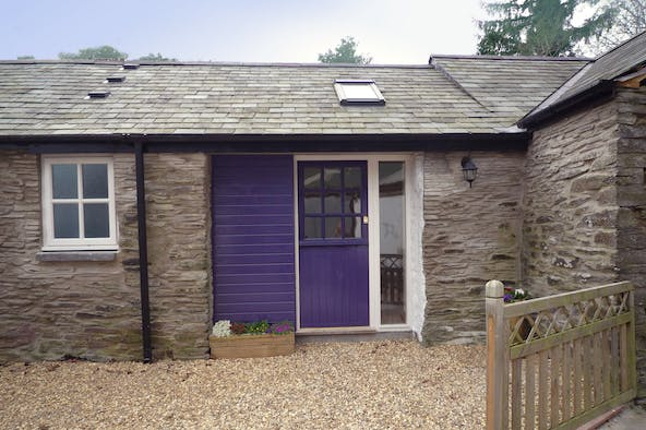 Crofters Cottage: converted barn