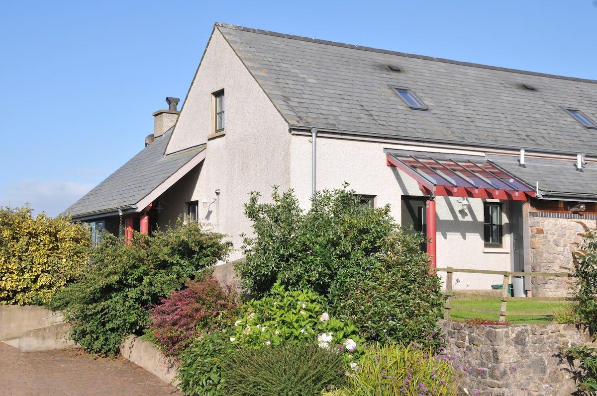 Ffos Luxury Cottage At East Jordeston Near St Florence