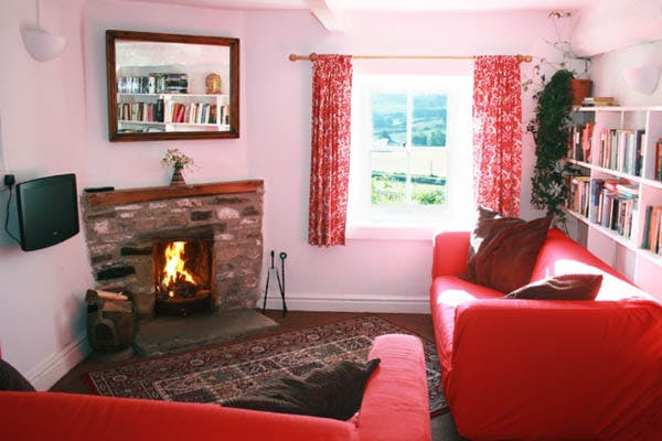 The Forest House - traditional farmhouse in Abergorlech, Llandeilo ...