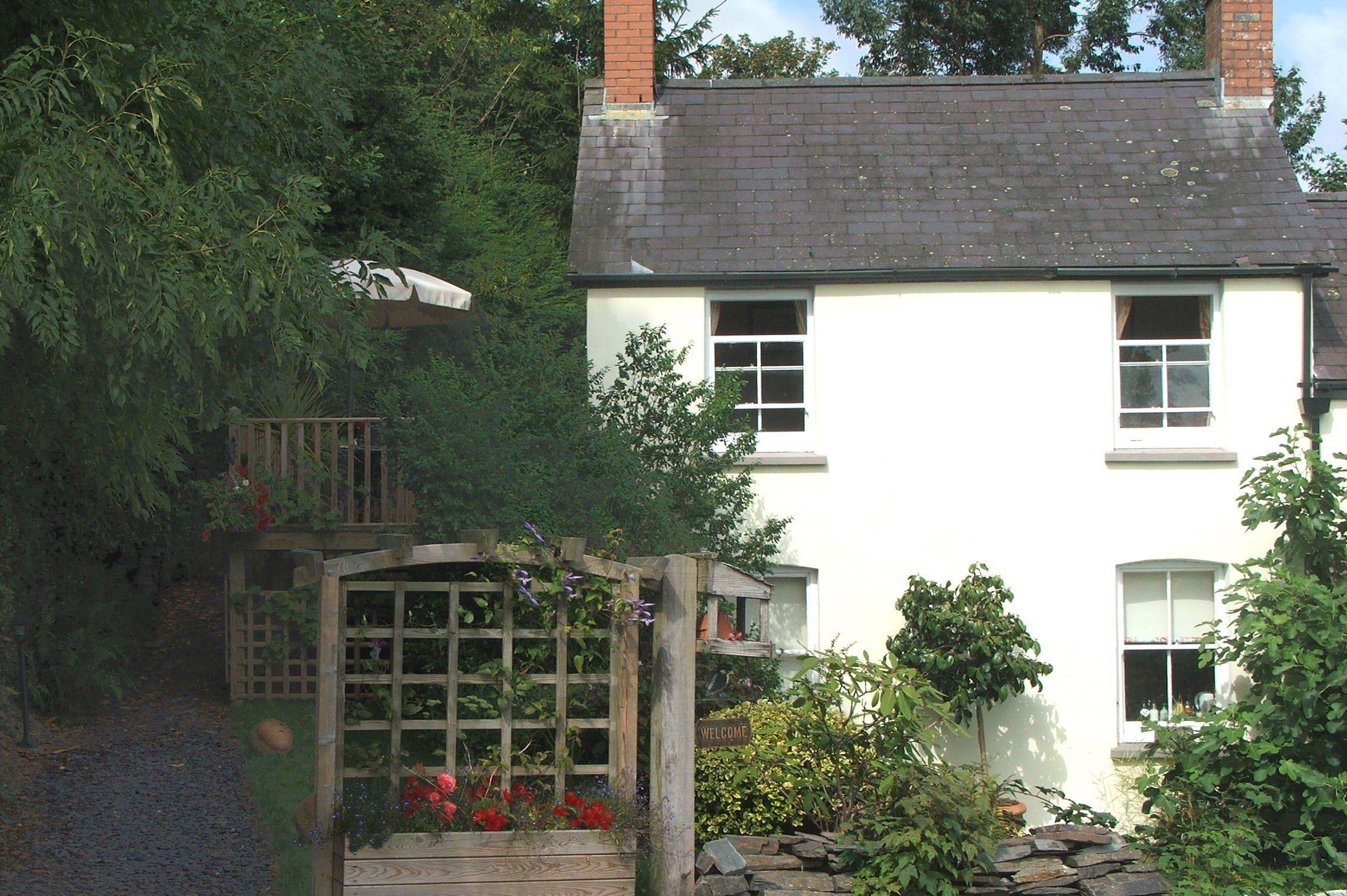 Little Box Cottage at Treforgan Farm