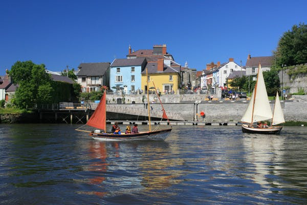 Cardigan from the River Teifi