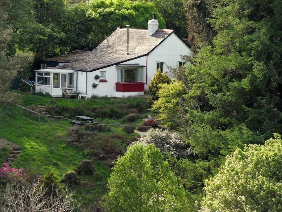 Dog Friendly Remote Cottages Uk