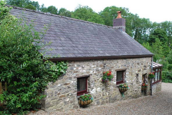 Stable Cottage at Nanternis Farm