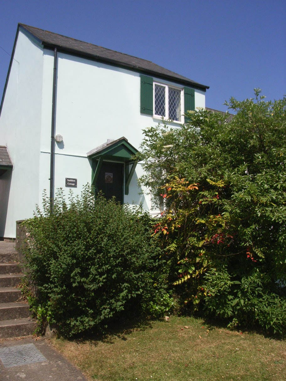 Saddlers Cottage Dog Friendly Holiday Cottage With Swimming Pool In St Florence Near Tenby