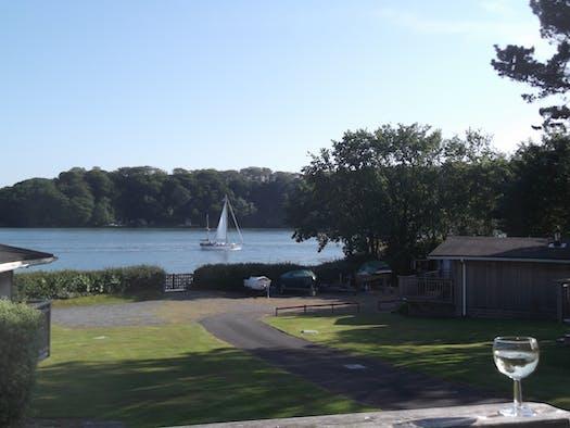 Morning Tide views across the estuary